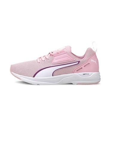 Puma Kadın Pembe Comet 2 FS Jr Sneakers 19428807057 Pembe